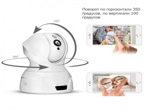 Atis AI-826 - облачная HD камера цена 5 000 руб.