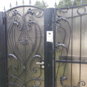 СКУД (система контроля и управления доступом) домофонизация в коттедже г. Набережные Челны РТ